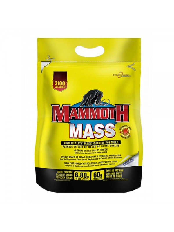 Interactive Nutrition - Mammoth Mass - 6.8kg