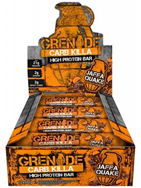 Grenade - Carb Killa - 60g x 12 Bars