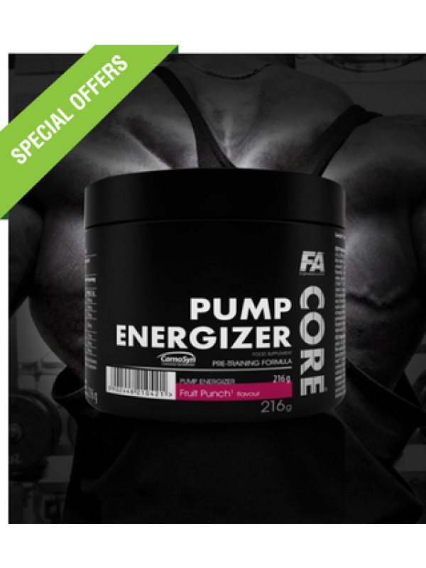Fitness Authority - Pump Energizer