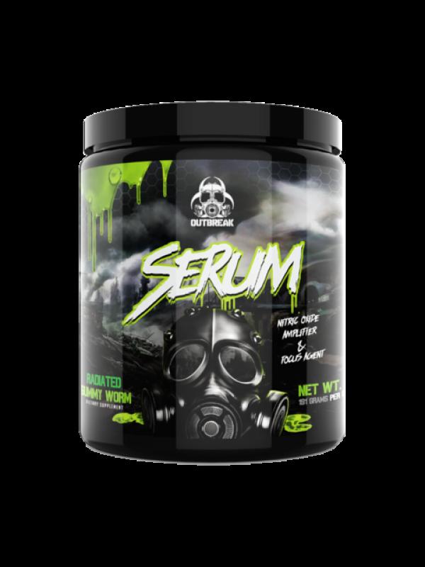 Outbreak Nutrition - Serum 25 Servings