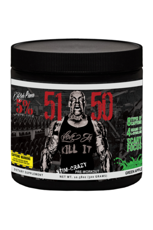 5% Nutrition - 51/50