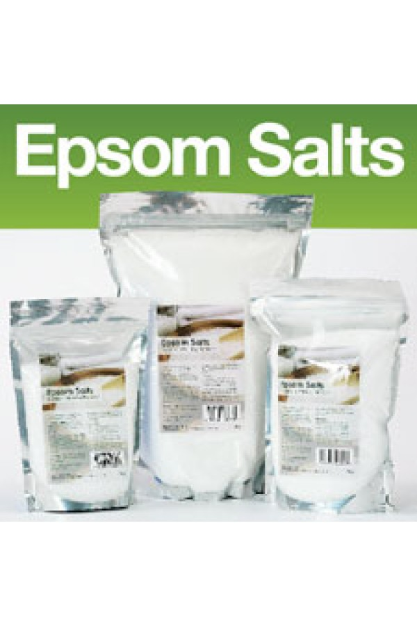 Epsom Salts 3kg