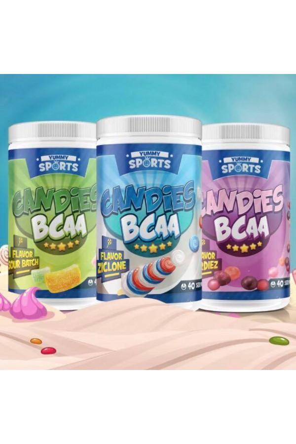 Yummy Sports - Candies BCAA