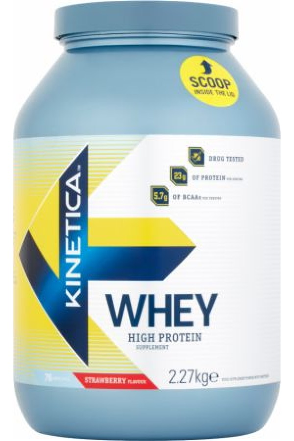 Kinetica Whey Protein - 2.27kg