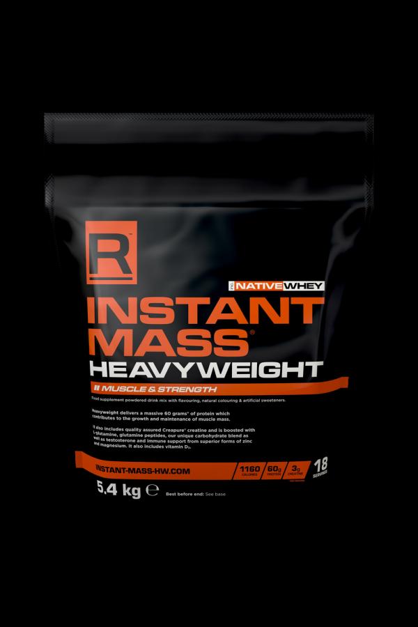 Reflex - Instant Mass Heavyweight - 5.4kg