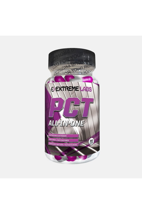 Extreme Labs - PCT - 90 Capsules