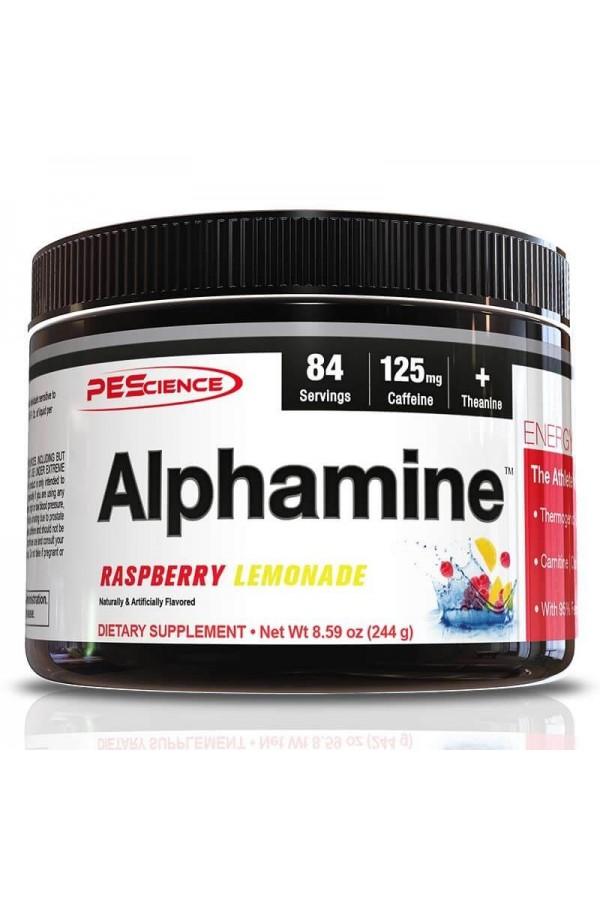 PES - Alphamine (New Formula) Energy