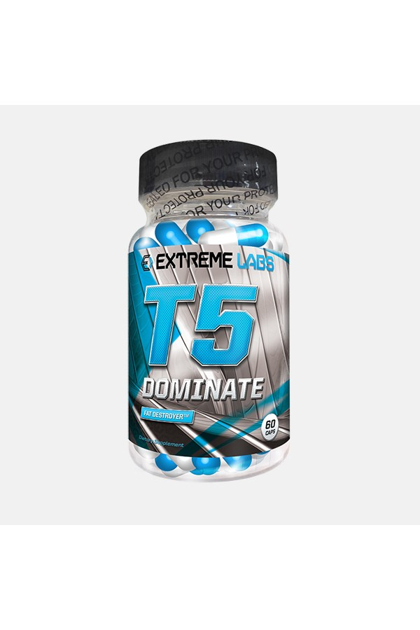 Extreme Labs - T5 Dominate - 90 Capsules