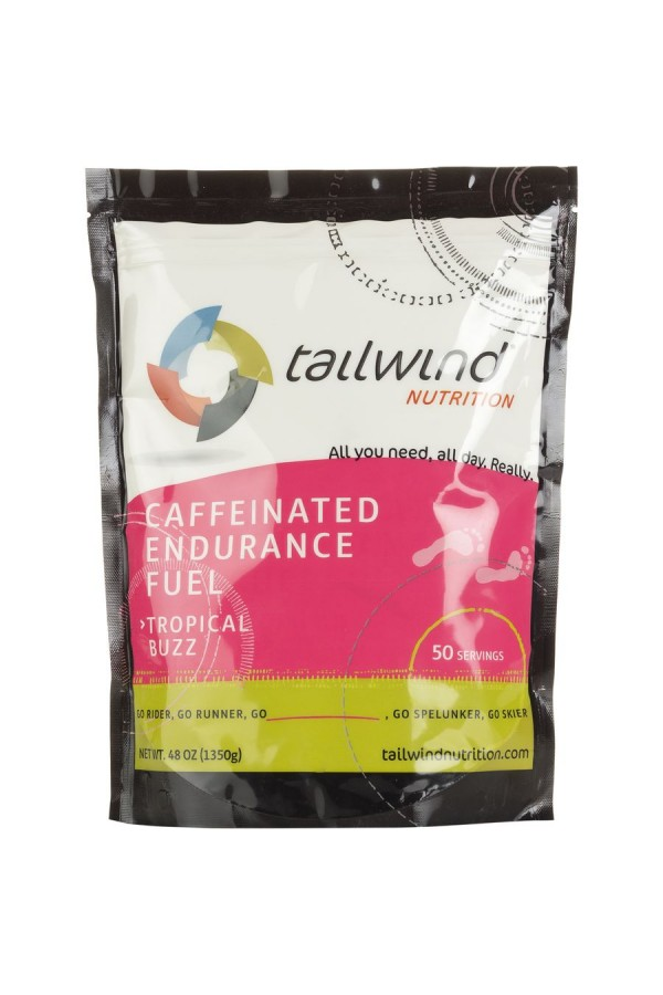 TAILWIND NUTRITION - CAFFEINATED - 30 SERVING + FREE NECK WARMER