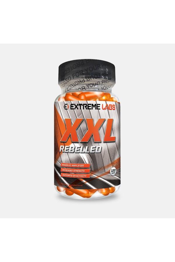 Extreme Labs - XXL Rebelled 120 caps