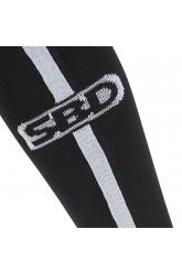 SBD Deadlift Socks Winter 2019 Black/ White