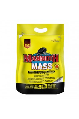 Interactive Nutrition - Mammoth Mass - 6.8kg