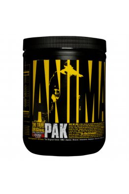 Animal - Multi-vitamin - Animal Pak (388g)