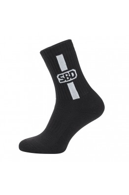 SBD Sports Socks Winter 2019 Black/ White