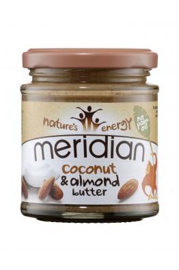 Meridian - Coconut Almond Butter - 170g