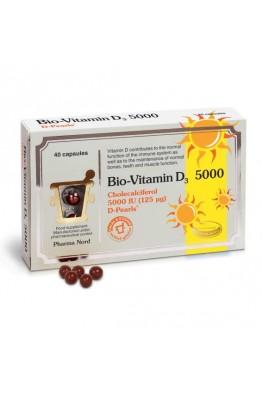Pharma Nord - Bio-Vitamin D3 5000iu 40 caps