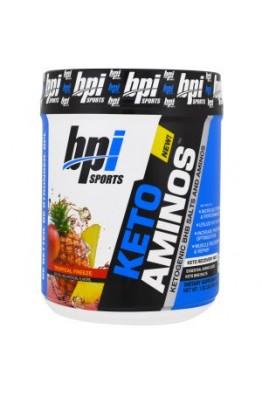 BPI - KETO AMINOS 600g