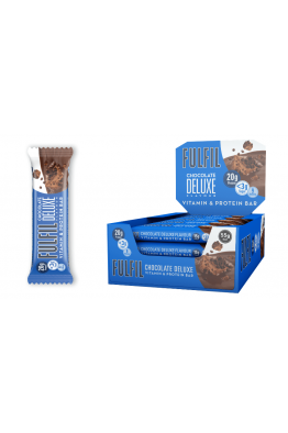 Fulfil Nutrition - Vitamin and Protein - 15 x 60g bar