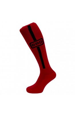 SBD Deadlift Socks (Limited Edition - Red)