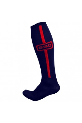 SBD Deadlift Socks (Limited Edition Navy/red)