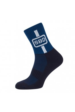 SBD Summer 2019 Limited Edition - Sports Socks Blue/ White