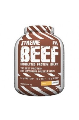 Fitness Authority - Beef Protein - 1.8kg