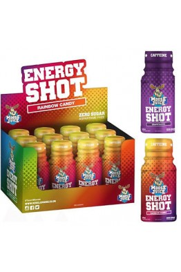 MUSCLE MOOSE MOOSE JUICE ENERGY SHOT 60ML