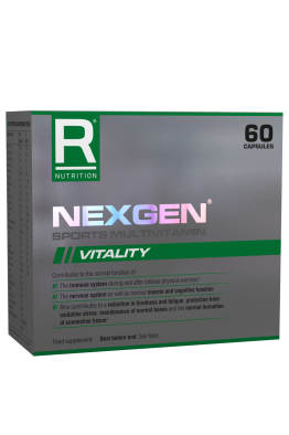Reflex - Nexgen Sports Multivitamin - 60 Caps