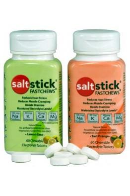 SaltStick - Fastchews - 60 tabs