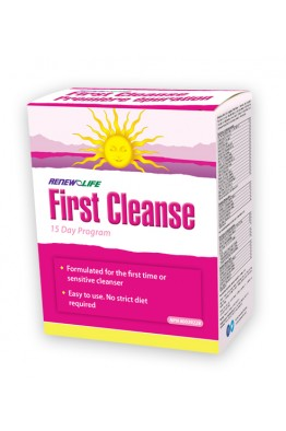 Renew Life - First Cleanse - 14 Days