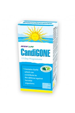 Renew Life - CandiGONE - 15 Days
