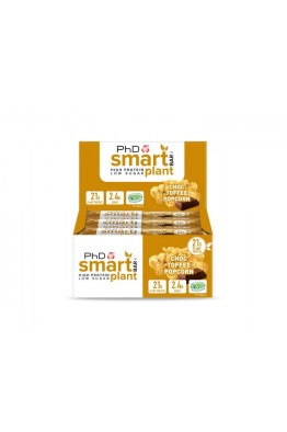 PhD Smart Bar Plant - Box of 12 Bars