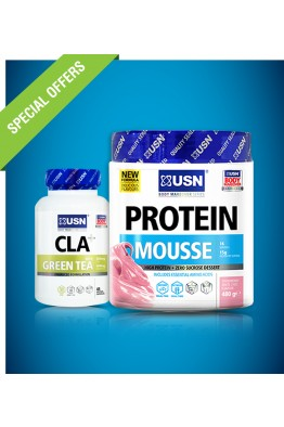 USN - Protein Mousse - 480g