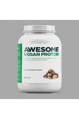 Awesome Supplements - Vegan Protein - 1.2kg