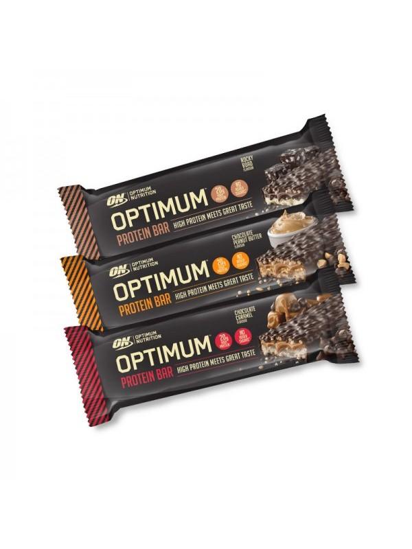 Optimum Nutrition Optimum Protein Bar (10 Bars)