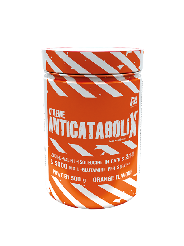 Fitness Authority - Xtreme Anticatabolix - 500g
