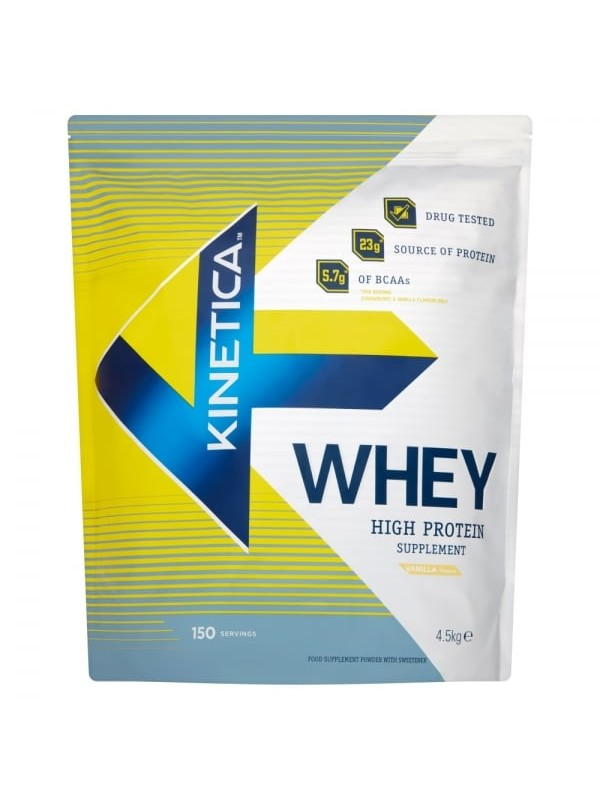 Kinetica Whey Protein - 4.5KG