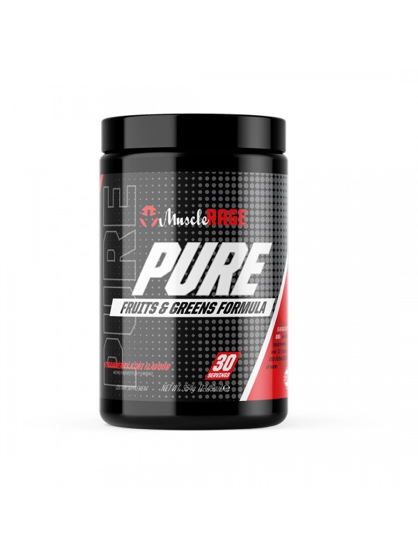 Muscle Rage - PURE – Fruits & Greens