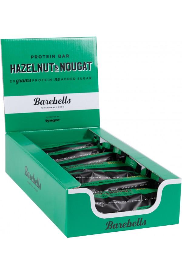 BAREBELLS - PROTEIN BAR BOX