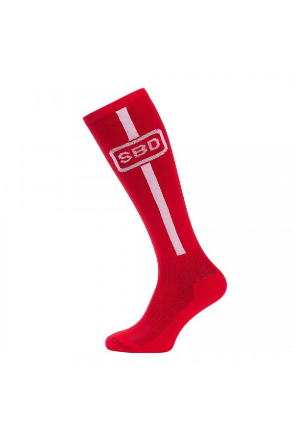 SBD Summer 2019 Limited Edition - Deadlifting socks Red/ White