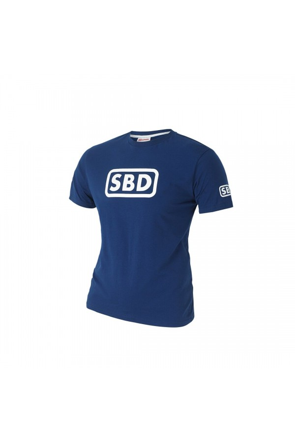 SBD Summer 2019 Limited Edition T-Shirt Blue/ White