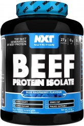 NXT Beef Protein Isolate 1.8kg (60 Serv) + Free Shaker