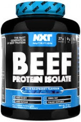NXT Beef Protein Isolate 1.8kg (60 Serv)