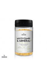 Supplement Needs - Multivitamin & Mineral + - 120 Tablets