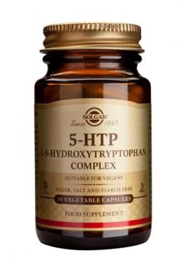 Solgar - 5-HTP (L-5-Hydroxytryptophan) Complex - 30 Caps