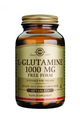 Solgar - L-Glutamine 1000 mg - 60Tablets
