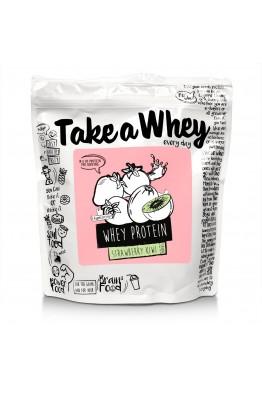 TAKE-A-WHEY - WHEY PROTEIN - 900g