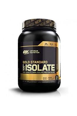 Optimum Nutrition Gold Standard 100% Isolate 930g