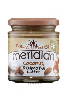 Meridian - Coconut Almond Butter - 170g