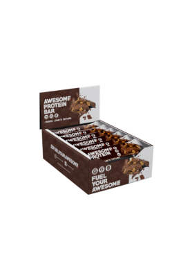 AWESOME (VEGAN) PROTEIN BAR X 12 (Full Box)